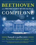 LES PROMENADES MUSICALES 2011